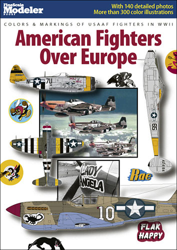 Fighters Europe Com: American Fighters Over Europe